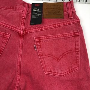 Levi's Jeans - NWT LEvi's Mom Jeans